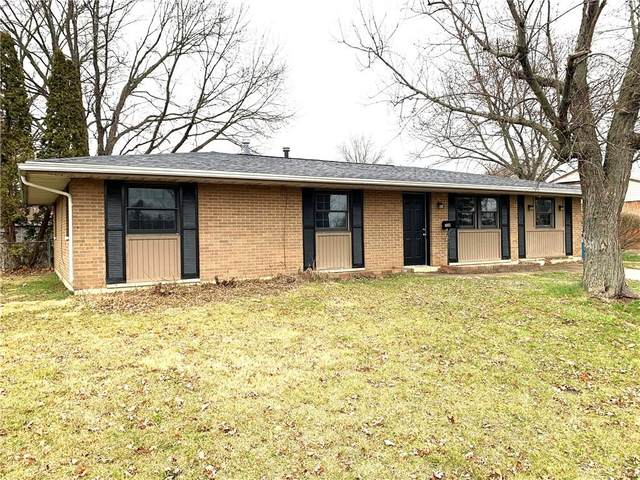 7349 Belle Plain Drive, Huber Heights, OH 45424 (MLS #831933) :: Denise Swick and Company