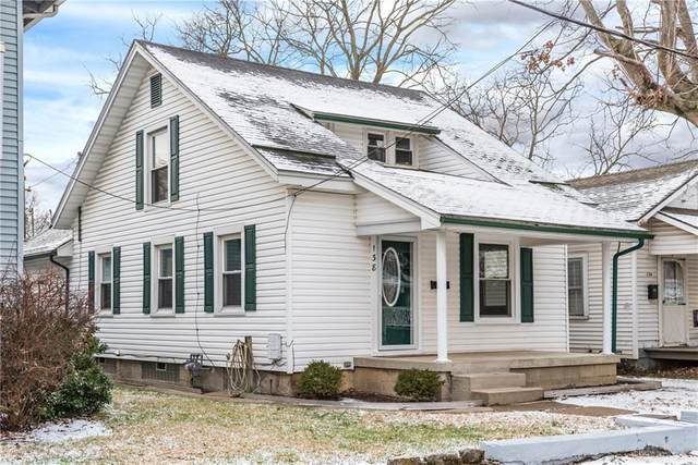 138 E Shannon Avenue, West Carrollton, OH 45449 (MLS #832030) :: The Westheimer Group
