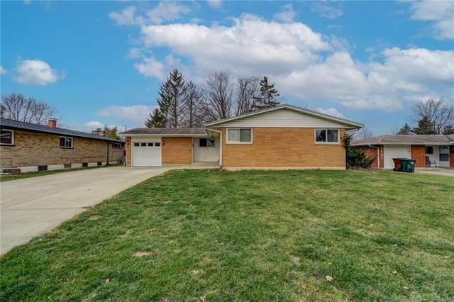 1335 Maplegrove Drive, Fairborn, OH 45324 (MLS #832032) :: Denise Swick and Company