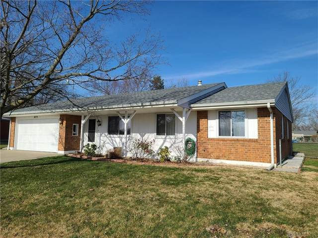 4573 Roblar Hills Drive, Englewood, OH 45322 (MLS #832045) :: The Gene Group