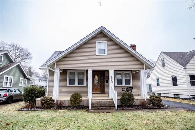 433 Hadley Avenue, Oakwood, OH 45419 (MLS #832144) :: The Westheimer Group