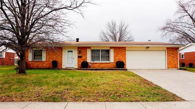 312 Highland Drive, Englewood, OH 45322 (MLS #832146) :: The Gene Group