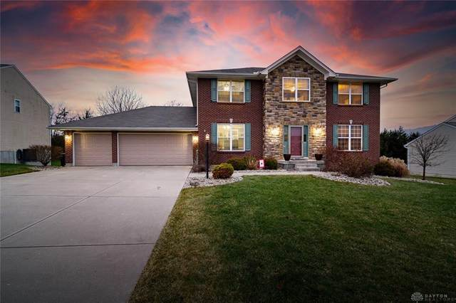 65 Wells Drive, Springboro, OH 45066 (MLS #832229) :: The Westheimer Group