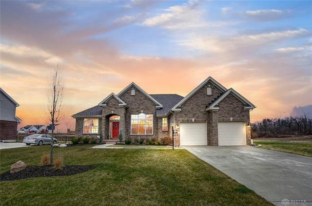 3597 Cypress Pointe Drive, Sugarcreek Township, OH 45305 (MLS #832374) :: Denise Swick and Company