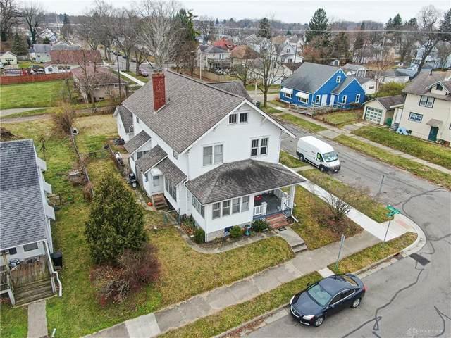 402 S Douglas Avenue, Springfield, OH 45505 (MLS #832375) :: Bella Realty Group