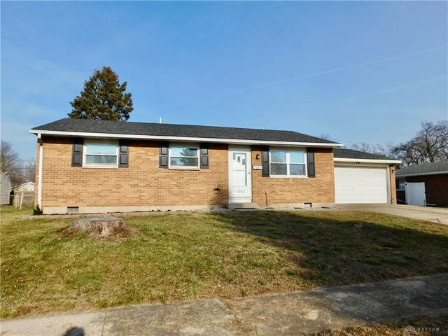 5025 Marcy Road, West Carrollton, OH 45449 (MLS #832385) :: The Westheimer Group