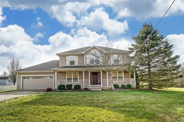 831 Riley Wills Road, Clearcreek Twp, OH 45036 (MLS #832462) :: Denise Swick and Company