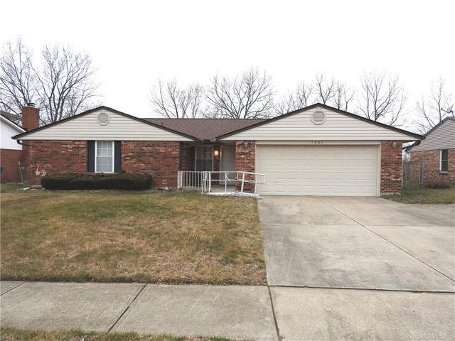 7321 Rustic Woods Drive, Huber Heights, OH 45424 (MLS #832499) :: The Gene Group