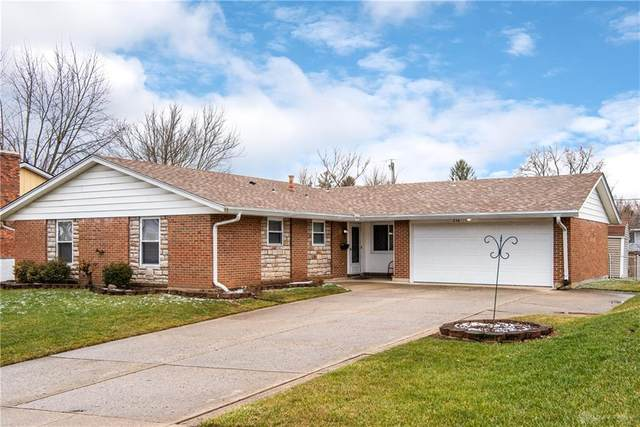234 Woodlawn Drive, Fairborn, OH 45324 (MLS #832533) :: Denise Swick and Company