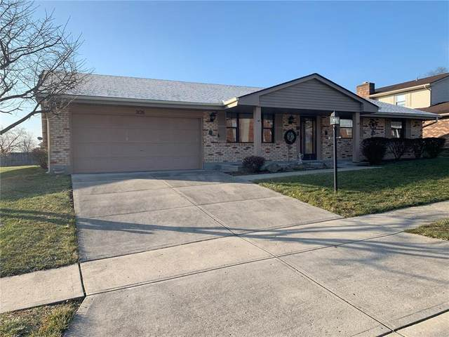 2126 Sherwood Forest Drive, Miamisburg, OH 45342 (MLS #832548) :: The Westheimer Group