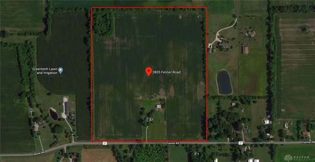 2805 Fenner Road, Troy, OH 45373 (MLS #832554) :: The Gene Group