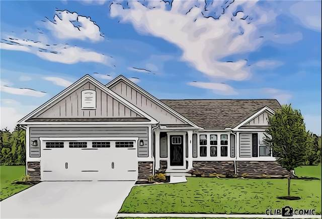 6191 Derby Place, Huber Heights, OH 45424 (MLS #832577) :: The Gene Group