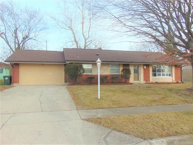 416 Stuckhardt Road, Trotwood, OH 45426 (MLS #832585) :: Denise Swick and Company