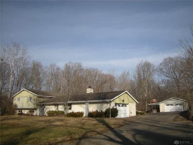 2715 Little York Road, Butler Township, OH 45414 (MLS #832595) :: The Gene Group