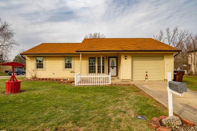 1801 Snowcloud Court, Dayton, OH 45420 (MLS #832597) :: Denise Swick and Company