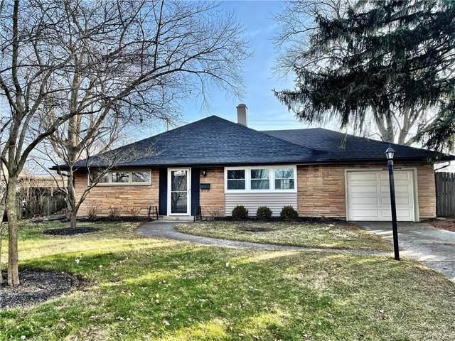 3826 Ackerman Blvd, Kettering, OH 45429 (MLS #832668) :: The Westheimer Group