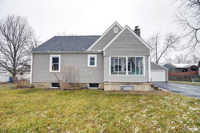 6065 Shull Road, Huber Heights, OH 45424 (MLS #832684) :: The Gene Group