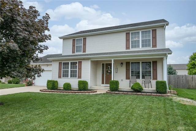 1319 Winchester Drive, Troy, OH 45373 (MLS #832758) :: The Gene Group