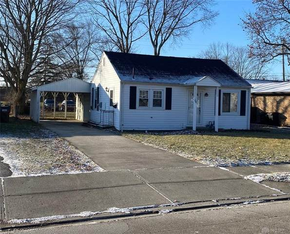 26 Wolf Avenue, Englewood, OH 45322 (MLS #832792) :: The Gene Group