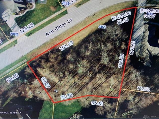 2855 Ash Ridge Drive, Beavercreek, OH 45434 (MLS #832817) :: The Gene Group