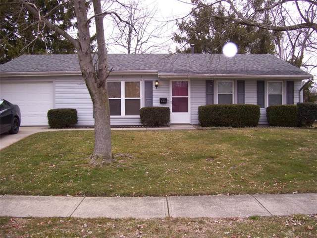 605 Overla Boulevard, Englewood, OH 45322 (MLS #832825) :: The Westheimer Group