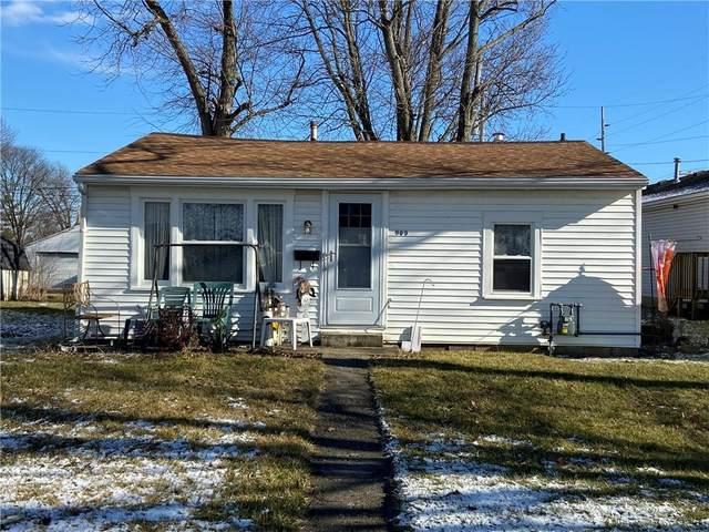 909 Blaine Avenue, Piqua, OH 45356 (MLS #832834) :: The Gene Group