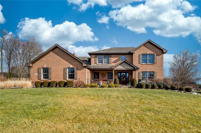 2400 Oakbrook Boulevard, Beavercreek, OH 45434 (MLS #832838) :: The Gene Group