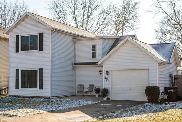 251 Fields Drive, Xenia, OH 45385 (MLS #832859) :: Denise Swick and Company
