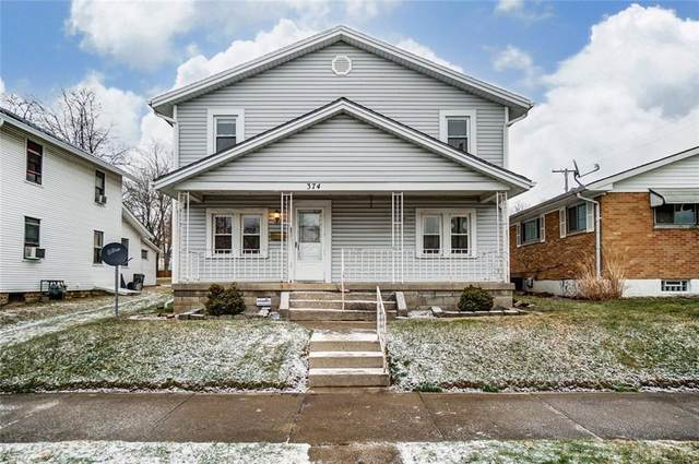 374 Raffensperger Avenue, Springfield, OH 45505 (MLS #832869) :: The Gene Group