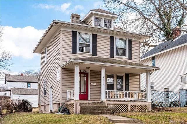 1102 Highland Avenue, Dayton, OH 45410 (MLS #832877) :: The Gene Group