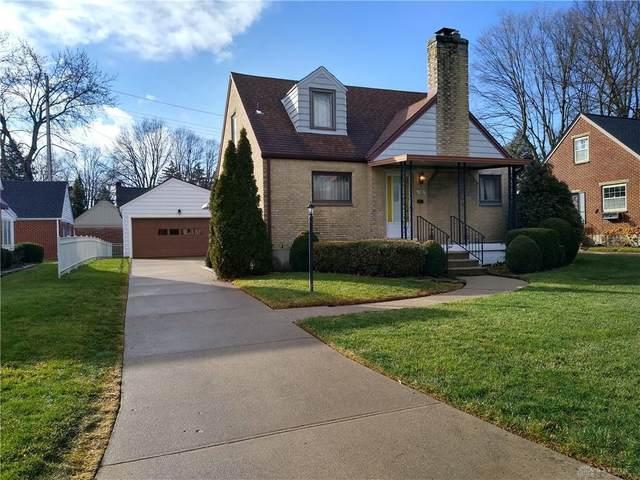 338 E Dixon Avenue, Oakwood, OH 45419 (MLS #832879) :: The Westheimer Group