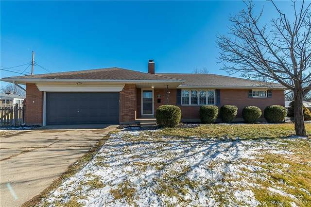 4270 Maricarr Drive, Kettering, OH 45429 (MLS #832892) :: The Gene Group