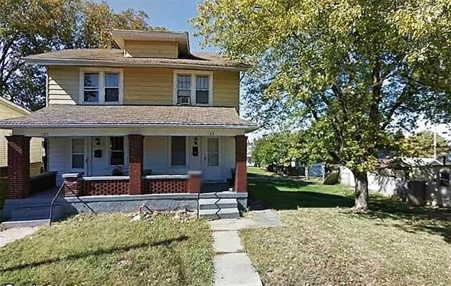 1123 Pritz Avenue #1125, Dayton, OH 45410 (MLS #832897) :: The Gene Group