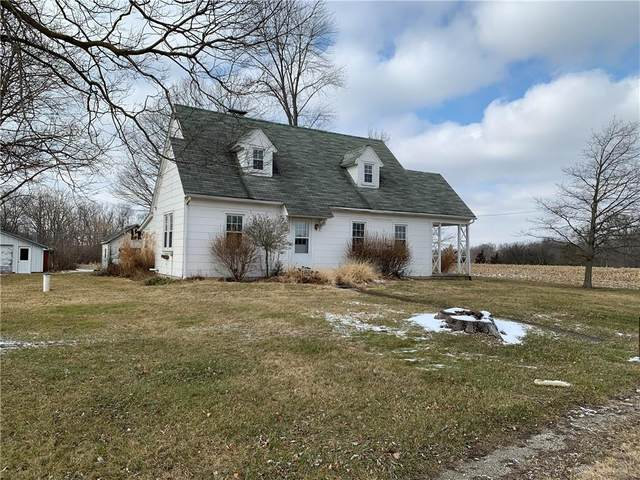 7550 N Crescent Drive, Covington, OH 45318 (MLS #832907) :: The Gene Group