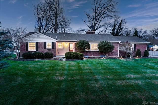 109 Cheltenham Drive, Washington TWP, OH 45459 (MLS #832930) :: The Gene Group