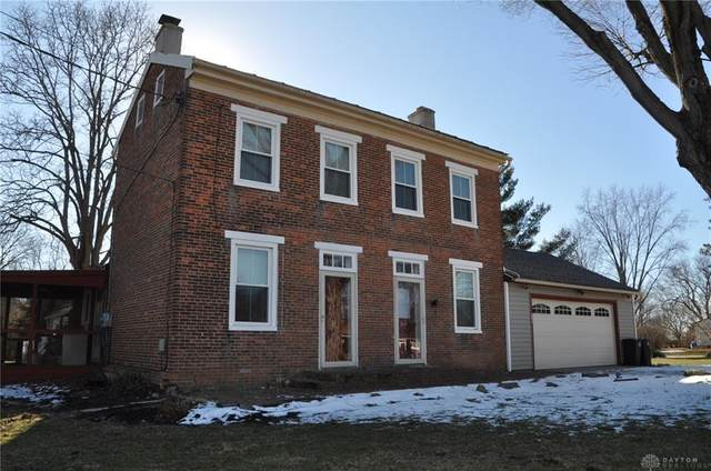 6541 Troy Road, Springfield, OH 45502 (MLS #832938) :: The Gene Group
