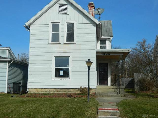 1026 Broadway Street, Springfield, OH 45504 (MLS #832939) :: The Gene Group