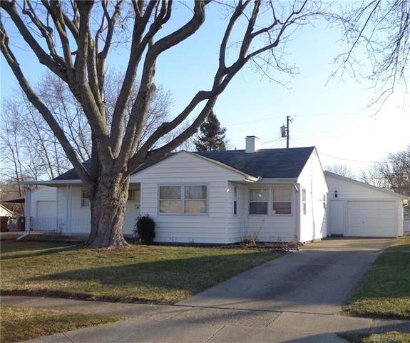 2108 Pittsfield Street, Kettering, OH 45420 (MLS #832954) :: The Gene Group