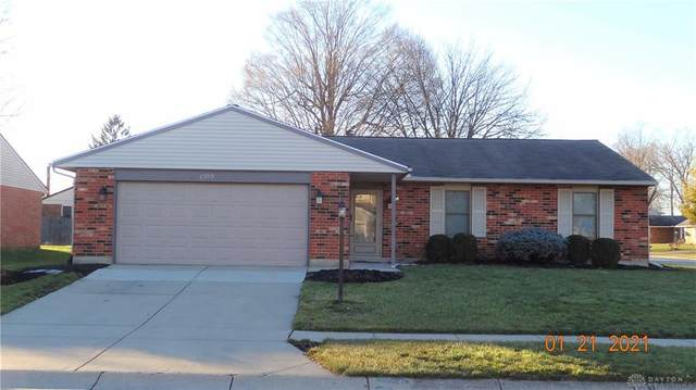 8999 Cedargate Place, Huber Heights, OH 45424 (MLS #832969) :: The Gene Group