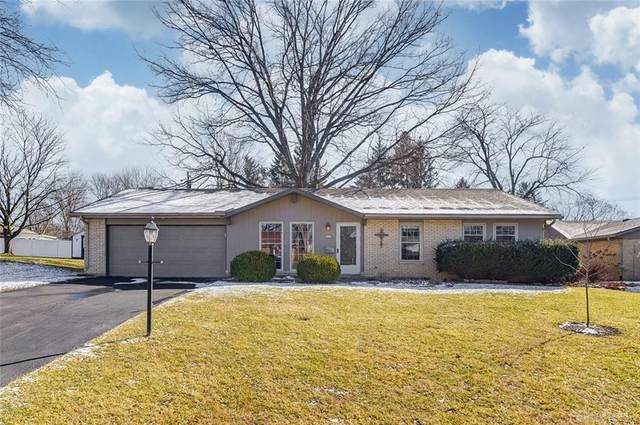 510 Sunnycliff Place, Washington TWP, OH 45459 (MLS #832977) :: Denise Swick and Company