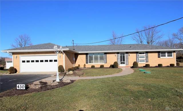 430 State Route 571, Union City, OH 45390 (MLS #832982) :: The Gene Group