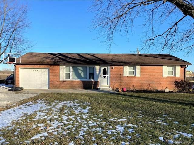 509 Winbigler Street, Brown Twp, OH 45303 (MLS #832994) :: The Gene Group