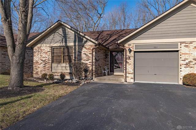 561 Kyle Lane, Fairborn, OH 45324 (MLS #832999) :: The Gene Group