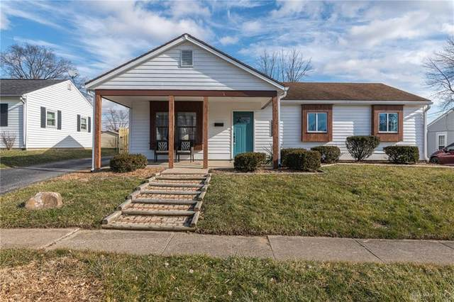 2600 Dunhill Place, Kettering, OH 45420 (MLS #833002) :: The Gene Group