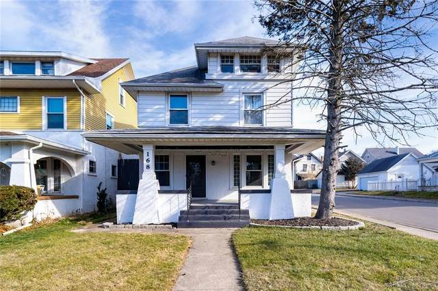 168 Edgar Avenue, Dayton, OH 45410 (MLS #833021) :: The Gene Group