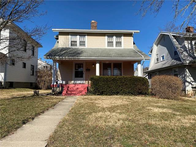 45 E Beechwood Avenue, Dayton, OH 45405 (MLS #833052) :: The Gene Group