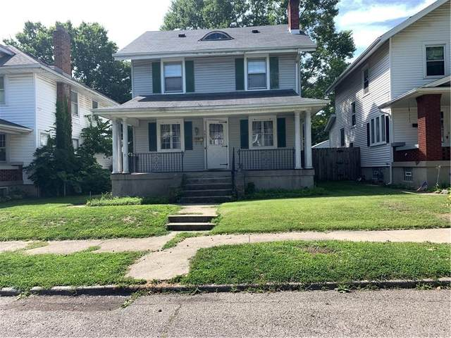 360 Kenilworth Avenue, Dayton, OH 45405 (MLS #833150) :: The Westheimer Group
