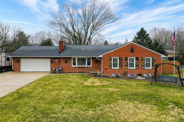 1963 N Belleview Drive, Bellbrook, OH 45305 (MLS #833162) :: The Westheimer Group