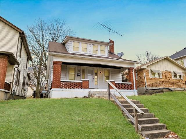 1645 Huffman Avenue, Dayton, OH 45403 (MLS #833222) :: The Westheimer Group
