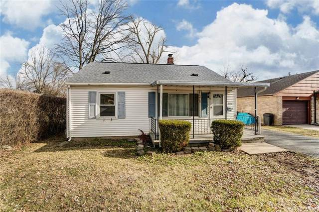 3108 Bulah Drive, Kettering, OH 45429 (MLS #833223) :: The Westheimer Group